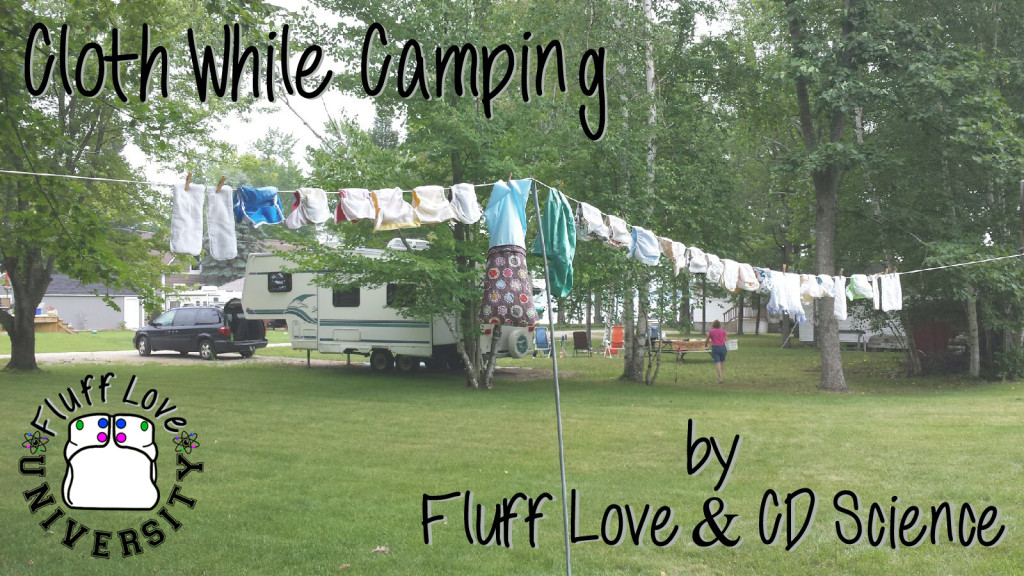 Cloth While Camping